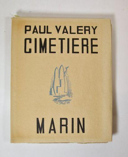 COLUCCI (Gio) & VALERY (Paul). Le Cimetière...
