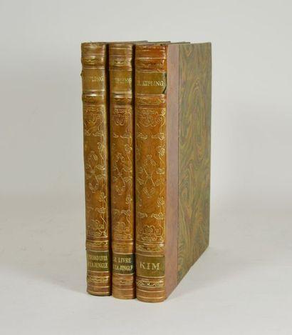 KIPLING (Rudyard). Le Livre de la Jungle....