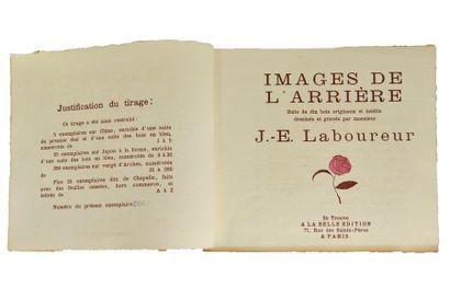 LABOUREUR ( Jean-Emile ). Images de l'arrière....