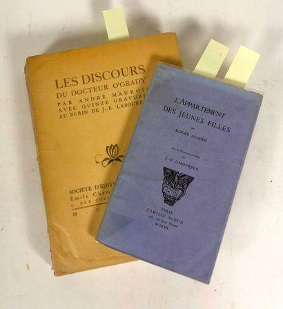 LABOUREUR (Jean Emile) & ALLARD (Roger)....