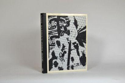 WARHOL (Andy). Andy Warhol's Index (Book)....