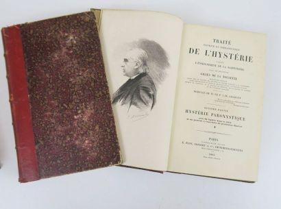 GILLES DE LA TOURETTE (Georges). Traité clinique...