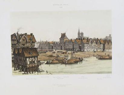PARIS à travers les âges. Aspects successifs...