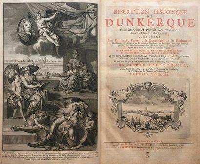Dunkerque - FAULCONNIER (Pierre). Description...