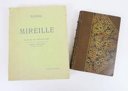 Provence - MISTRAL (Frédéric). Mireille....