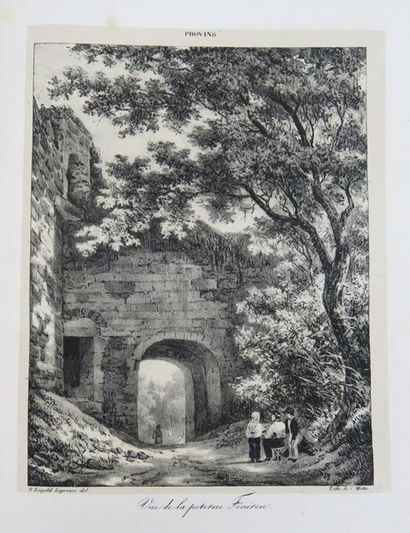 Seine-et-Marne - [SOMMERARD (Alexandre du)]....