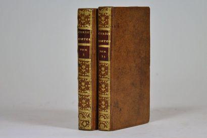 [Anonyme]. Curiosités historiques ou recueil...