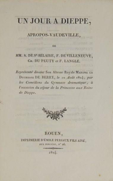 [BERRY (Marie-Caroline de Bourbon-Siciles,...