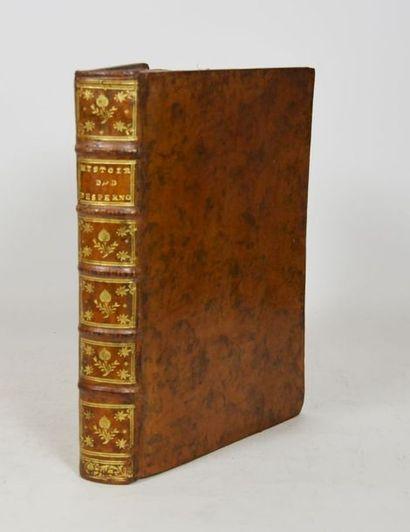 GIRARD (Guillaume, abbé). Histoire de la...