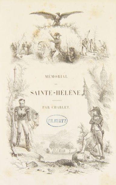 LAS CASES (Emmanuel Augustin, Comte de)....