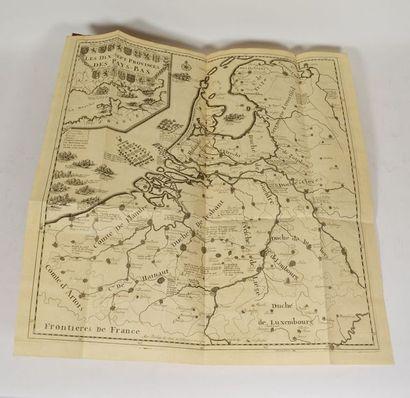Pays-Bas. Histoire abrégée des Provinces-Unies...