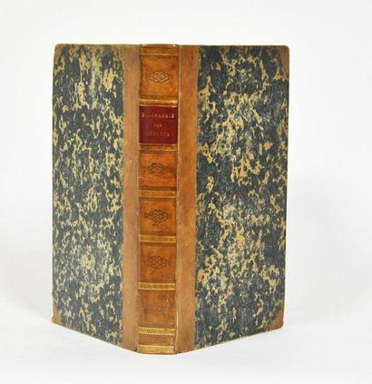 [Restauration]. Biographie des Députés de...