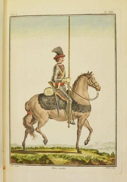 SAXE (Maréchal, Hermann Maurice, comte de)....