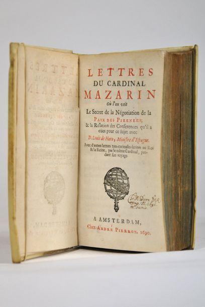 SOULAS D'ALLAINVAL (L. J. C). Lettres du...