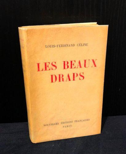 CELINE (Louis-Ferdinand). Les Beaux Draps....