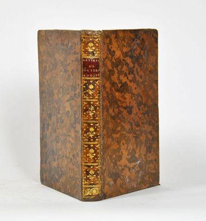 GUSTAVE II ADOLPHE (Roi de Suède). Lettres...