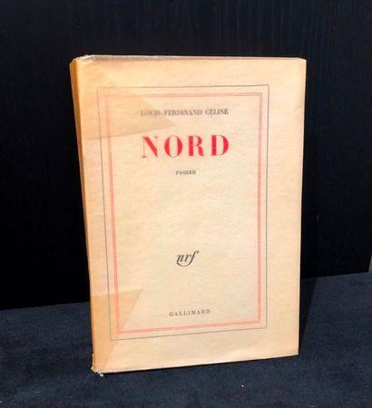 CELINE (Louis-Ferdinand). Nord. Paris, Gallimard...