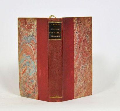 MIRBEAU (Octave). Le Journal d'une Femme...