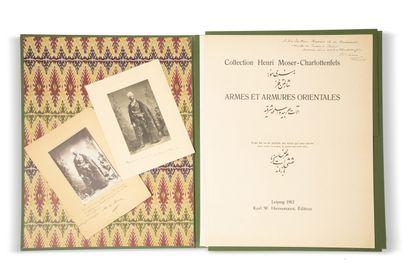 *MOSER-Charlottenfels (Henri) (Suisse). Collection...