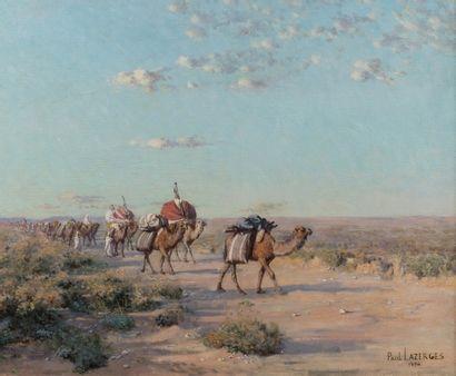 Paul LAZERGES (Paris 1845 - Asnières 1902)...