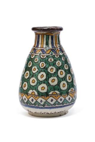 Vase signé
