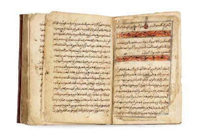 Coran d'Afrique du Nord signé Muhammad b....