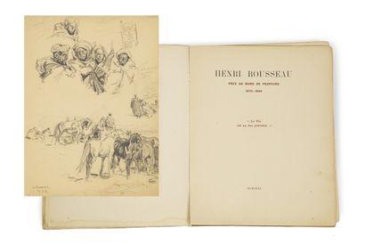 Henri ROUSSEAU Prix de Rome de Peinture,...
