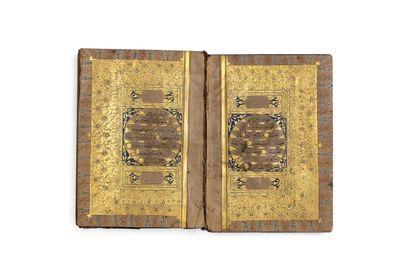 Coran signé Al-Hafez Al-Sayyed Hassan Al-Hosni...