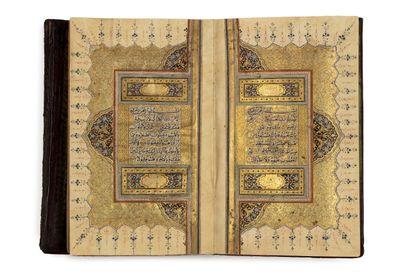 Coran signé Al-Sayed Muhammad Redâï élève...