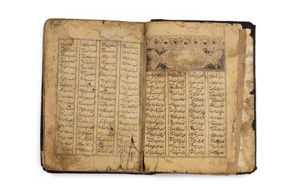 Montakhab - Recueil d'œuvre d'Amir Khosrow...