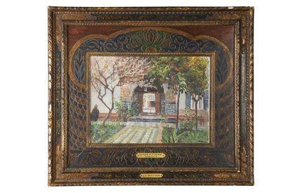 Joseph- Félix BOUCHOR (Paris 1853 - 1937)...