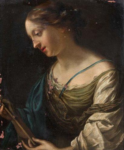 Attribué à Jacques de LESTIN  (1597 – 1661)...