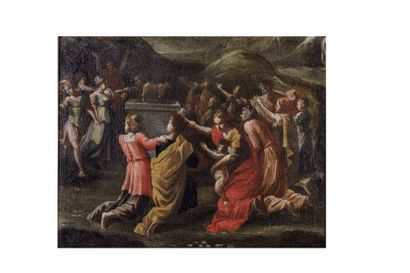 Attribué à Antonio TEMPESTA  (Florence 1555...