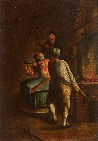 Attribué à A. Victoryns  (vers 1637 – après...