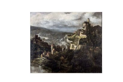 Ecole ALLEMANDE du début du XVIIème siècle...
