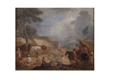 Jan Peeter VERDUSSEN  (Anvers vers 1700 –...