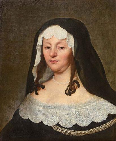 Attribué à Jacob van OOST  (1603 – 1671)...