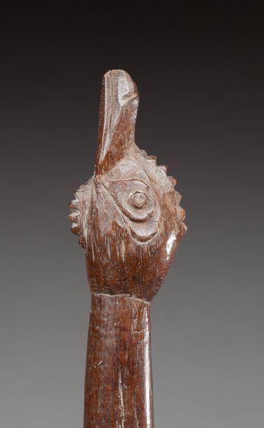 Pilon utilisé pour la préparation de potion ou de nourriture, il est sculpté sur...