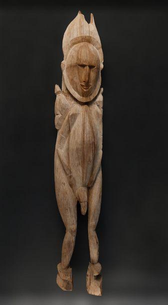 Figure ancestrale présentant un Ngwaalndu,...