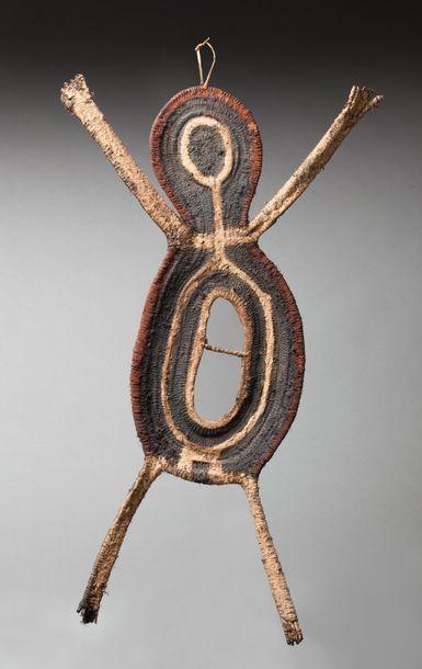 Figure cultuelle «TIMBUWARA» anthropomorphe...