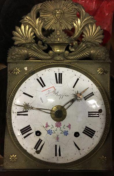 Mouvement d'horloge de parquet, chiffre romain...