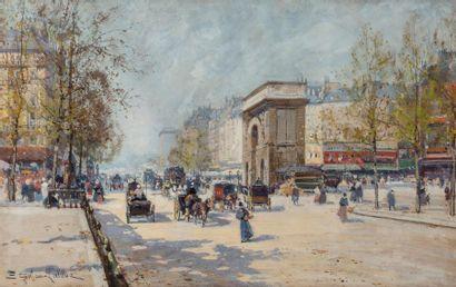 Eugène GALIEN- LALOUE (Paris 1854 - Chérence...