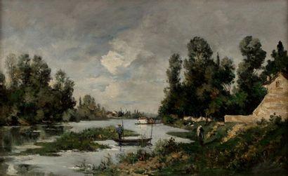 Pierre Emmanuel PERAIRE (Bordeaux 1829- Paris...