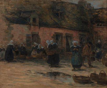 Fernand LEGOUT-GERARD (Saint Lô 1856 - Paris...