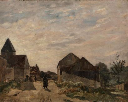 Edmond Charles Joseph YON (Paris 1836 - Paris...