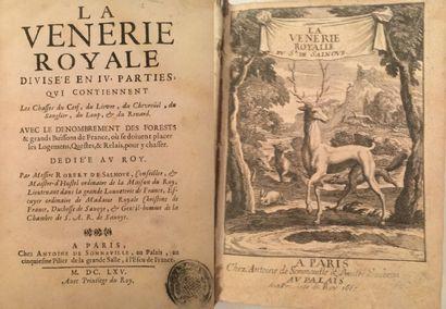 La Vénerie Royale de Robert de Salnove. Lieutenant...