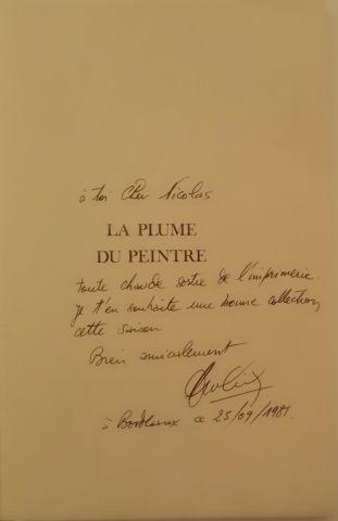 « la Plume du Peintre » - J-P Goupy. (illustrations...