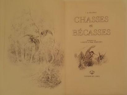 « Chasses et Bécasses » - J. de Millerac...