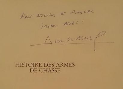 « Histoire des armes de chasse » - Dominique...