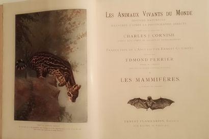 « Les animaux vivants du monde » Editeur...